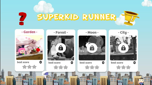 Superkid Runner