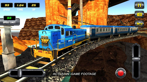 Train Simulator Uphill Drive