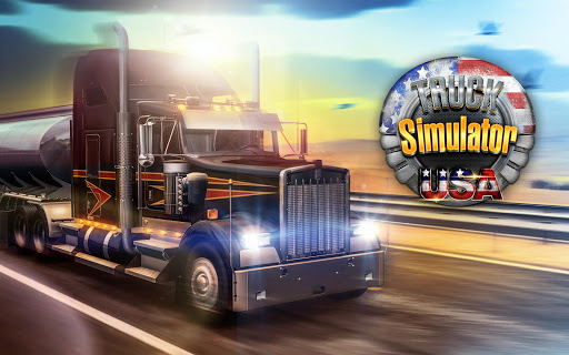 Truck Simulator USA v1.1.0 (Mod Apk Money)