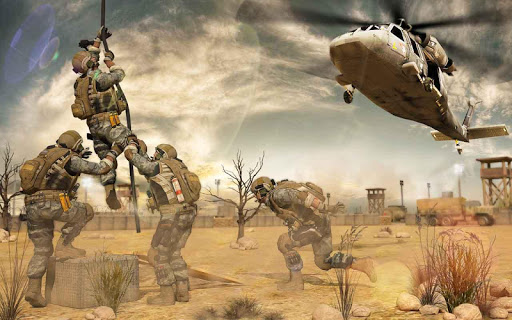 US ARMY: Training Courses V2 v1.2 (Mod Apk Money)