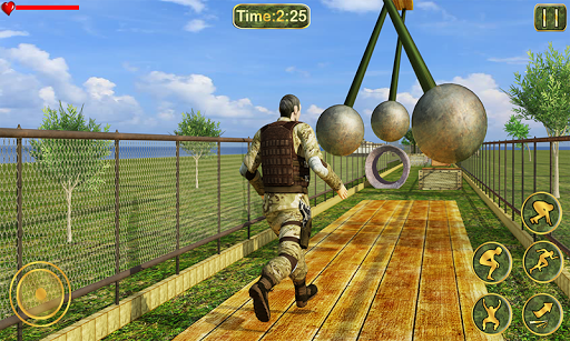 US Army Training Heroes Game