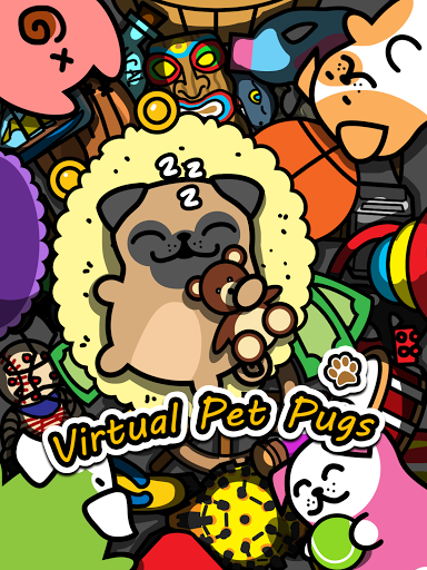 Virtual Pet Pug -Dog Collector v1.13 (Mod Apk)