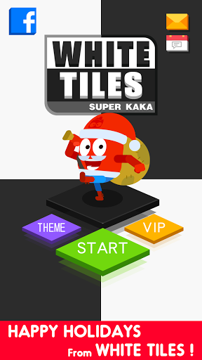 White Tiles : Super Kaka