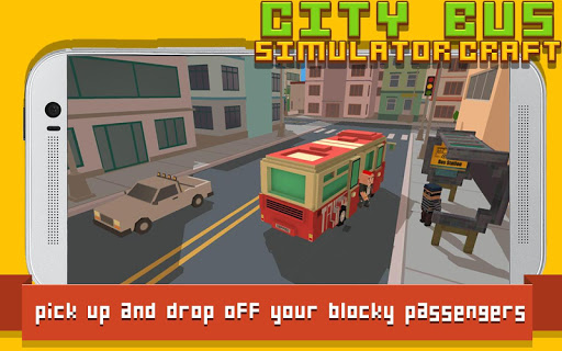 City Bus Simulator Craft
