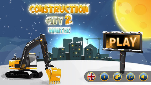 Construction City 2 Winter