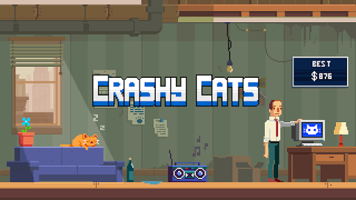 Crashy Cats