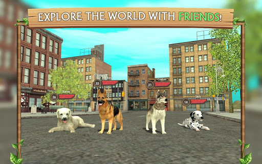 Dog Sim Online: Raise a Family