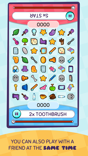 Doodle Match - Find Stuff game (Unreleased)