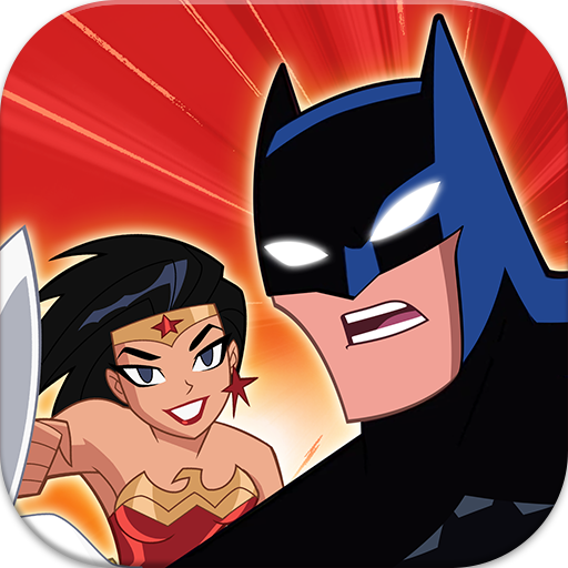 Justice League Action Run v1.21 Mod Apk Money