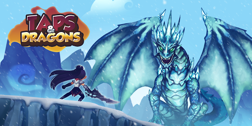 Taps & Dragons - Idle Heroes