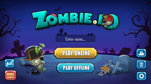 Zombie.io: Slither Hunter