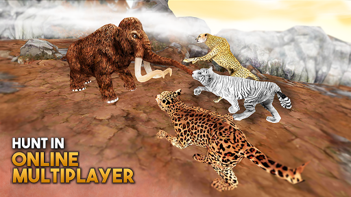 Animal Sim Online: Big Cats 3D