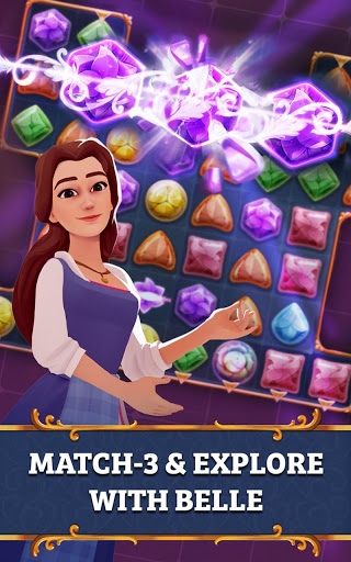 Beauty and the Beast v1.3.6.6183 (Mod Apk Money)