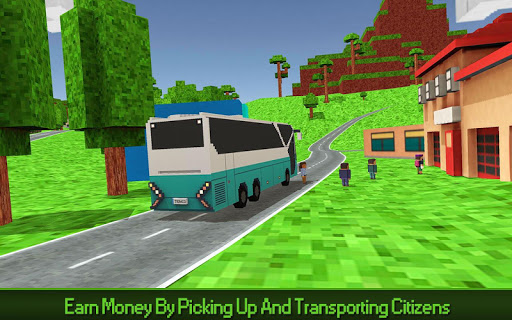 City Bus Simulator Craft PRO