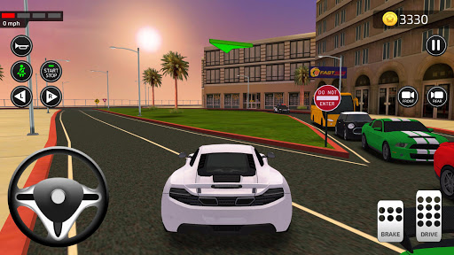 Driving Academy Simulator 3D