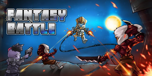 Fantasy Battle v1.6 Mod Apk Money