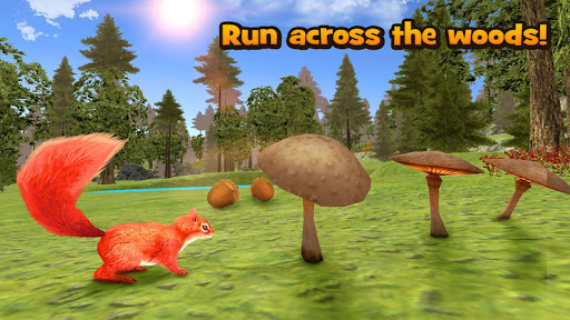 Forest Squirrel Simulator 3D
