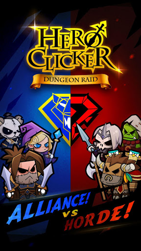 Hero Clicker - Dungeon Raid