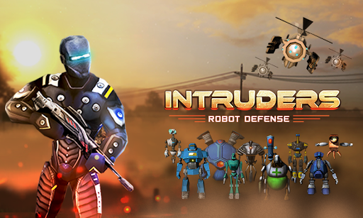 INTRUDERS: Robot Defense