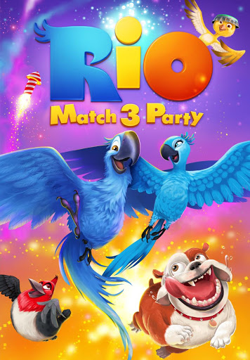 Rio: Match 3 Party