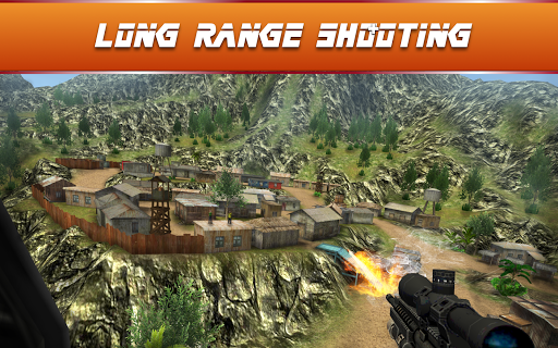Sniper Ops - 3D Shooting Game
