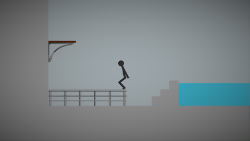 Stickman Backflip Madness