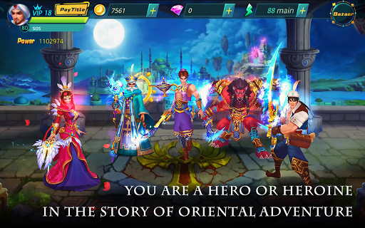 The Arabian Nights v1.0.2 (Mod Apk)