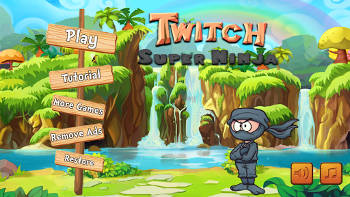 Twitch - Super Ninja Adventure