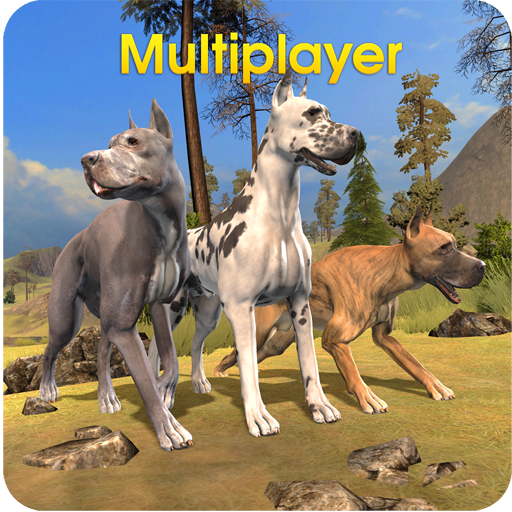 Dog Multiplayer Great Dane