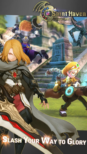Dragon Nest: Saint Haven