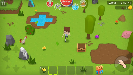 Mine Survival v1.3.9 Mod Apk (Free Shopping)