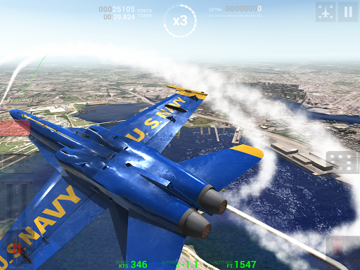 Blue Angels: Ready, Break!