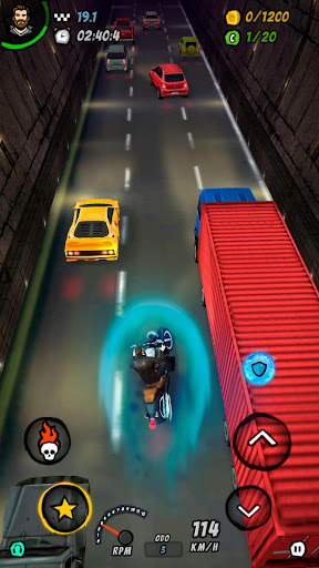 Moto Racing 2: Burning Asphalt