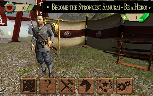 Samurai Warrior Heroes of War