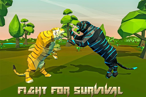 Tiger Simulator Fantasy Jungle