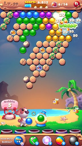 Bubble Bird Rescue 3