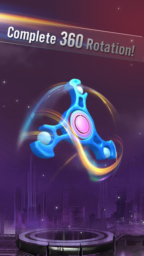 Fidget Spinner Game 3D