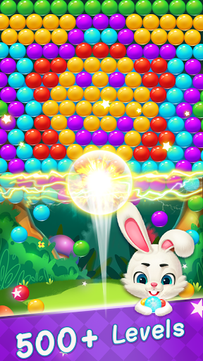 Rabbit Pop- Bubble Mania