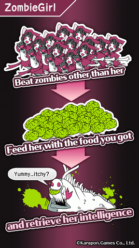 ZombieGirl-Zombie growing game