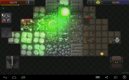 Caves (Roguelike)
