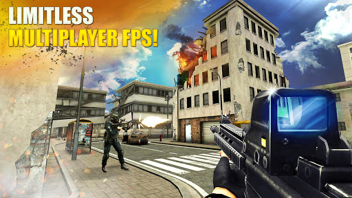 Counter Assault - Online FPS