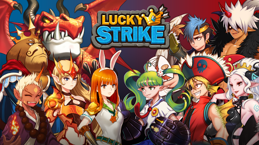 LuckyStrike: Slotmachine RPG