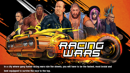 Racing Wars – Go! (Unreleased)