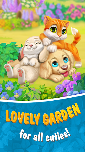 Garden Pets Match 3 (Unreleased)