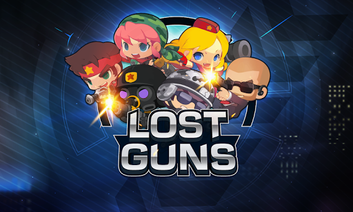 LOSTGUNS: Multiplayer Shooting