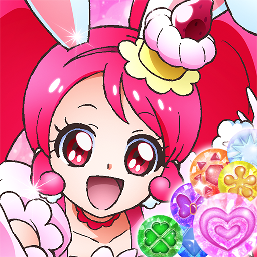 Pretty Cure Connecting Pandora