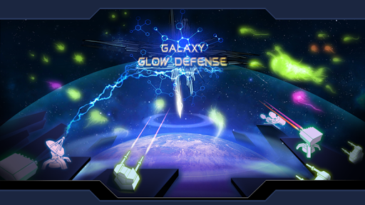 Strategy - Galaxy glow defense (Unreleased)