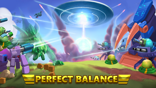 Tower Defense: Alien War TD 2