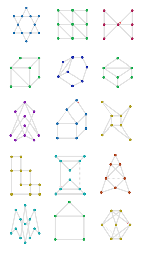 1LINE - one-stroke puzzle game