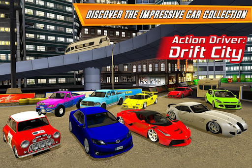 Action Driver: Drift City